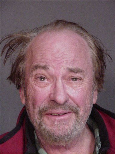 In this Dec. 4, 2006 file photo, Actor Rip Torn is seen in this New York State Police photo in Somers, N.Y., after his arrest for driving while intoxicated. Torn is requesting a form of probation to settle charges that he broke into a Connecticut bank