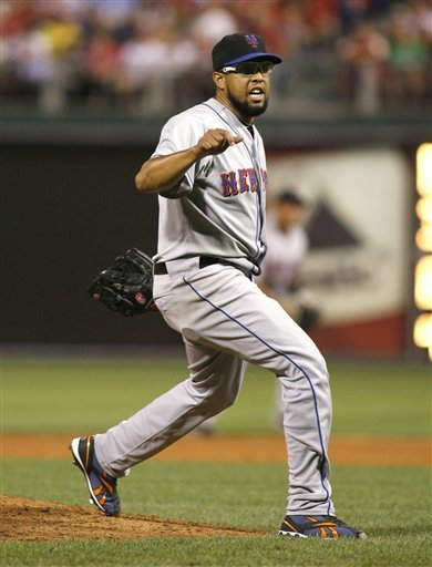 "Rodriguez is in custody after what police called a ""physical assault"" with his father-in-law after the Mets' 6-2 loss to the Colorado Rockies at Citi Field Wednesday Aug. 11, 2010. (AP Photo/H. Rumph Jr, File)"