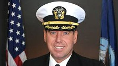 Captain David A. Schnell (U.S. Navy)