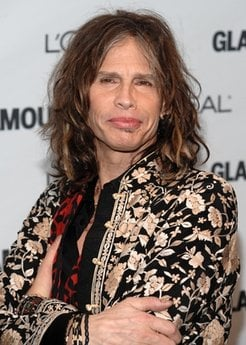FILE - In this Nov. 9, 2009 file photo, Aerosmith lead singer Steven Tyler attends the Glamour Magazine 2009 Women of the Year Awards at Carnegie Hall in New York.