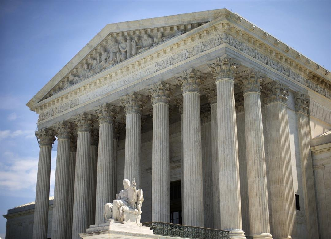 The Supreme Court building is seen in Washington. Conservatives say they feel confident that whomever President Donald Trump nominates for the Supreme Court, they won't be looking back with regret in the years to come. (AP Photo/Pablo Martinez Monsivais)