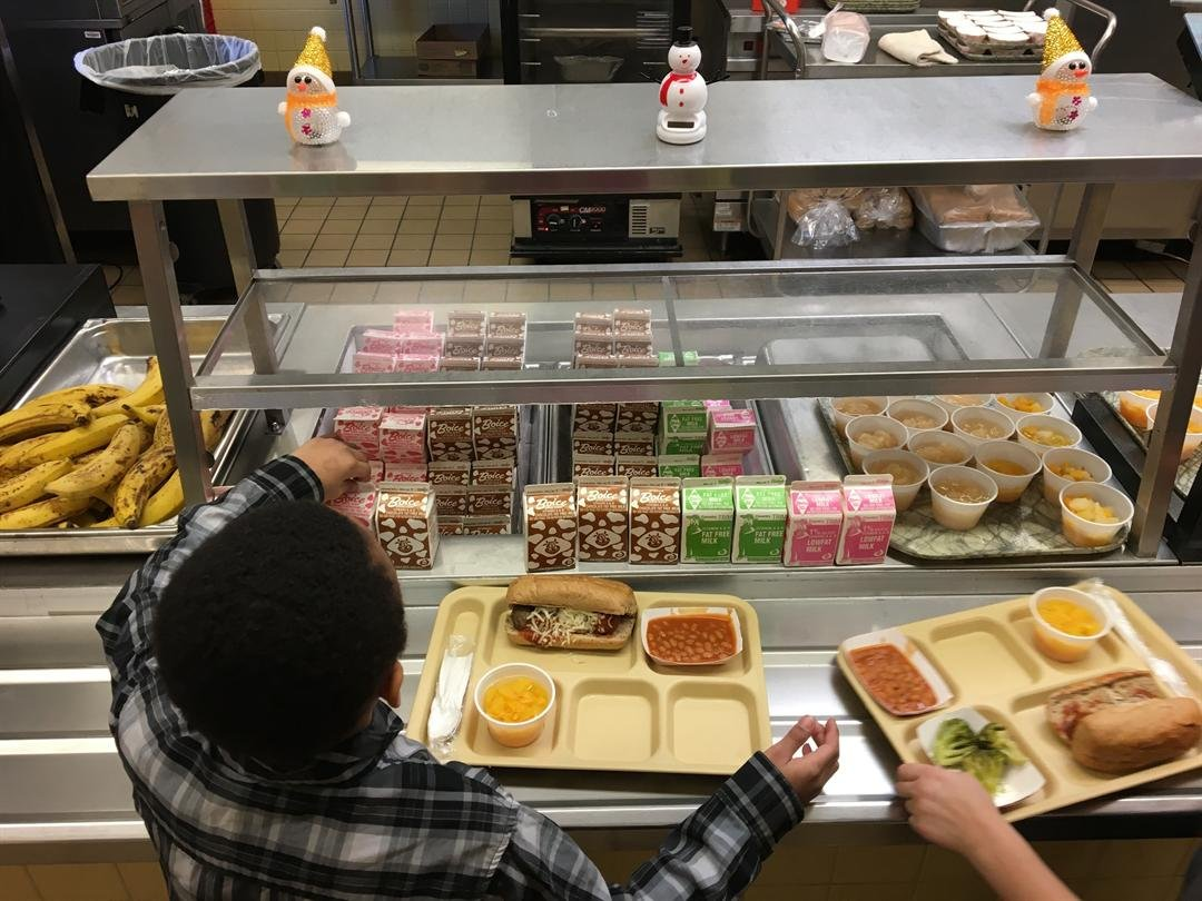 A donor inspired by a tweet raised money to pay off lunch debt in districts around the country, as well as thousands of dollars in overdue lunch fees at other schools in the Kingston district. (AP Photo/Mary Esch, File)