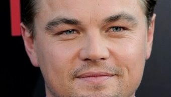"""In this July 13, 2010 file photo, Leonardo DiCaprio poses at the premiere of the film """"Inception"""" in Los Angeles. (AP Photo/Chris Pizzello, file)"""