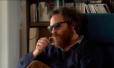 In this film publicity image released by Magnolia Pictures, Joaquin Phoenix is shown in the film, 'I'm Still Here.'