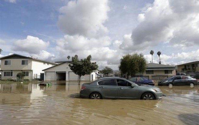 San Jose flooding: Thousands ordered to leave homes