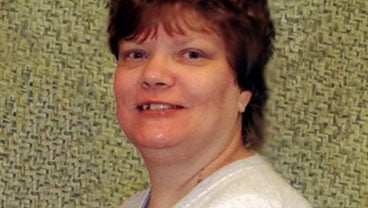 This 2007 file photo provided by newsPRos shows Teresa Lewis, 41, is scheduled to die by injection Sept. 23, 2010 for trading sex and money in the hired killings of her husband and stepson in October 2002. (AP Photo/newsPRos, File)