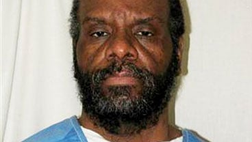 In this June 2007 file photo released by the California Department of Corrections is condemned inmate Albert Greenwood Brown. (AP Photo/California Department of Corrections, File)