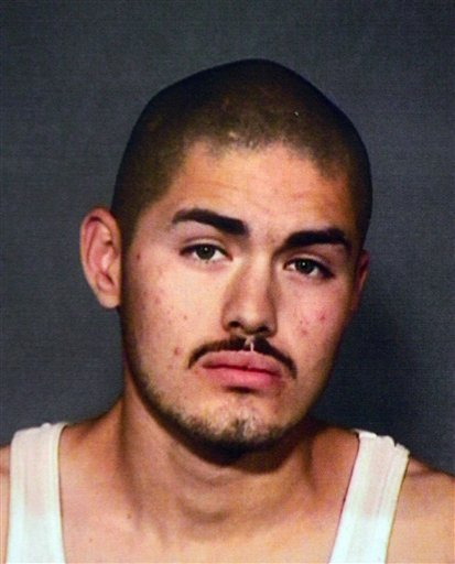 This is a Tuesday, Oct. 5, 2010 booking photo of abduction suspect Gregorio Gonzalez, 24, of Fresno, Calif.