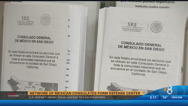 Mexico opens migrant defense centers at United States consulates