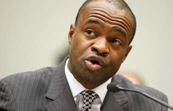 NFL Players Association executive director DeMaurice Smith.