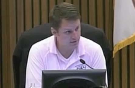 Councilman Joel Burns