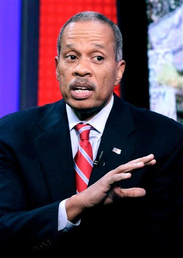 "News analyst Juan Williams appears on the ""Fox & friends"" television program in New York, Thursday, Oct. 21, 2010. Williams, who has written extensively on race and civil rights in the U.S., has been fired by National Public Radio."