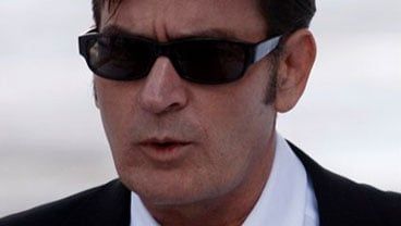 In this Feb. 8, 2010 file photo, Charlie Sheen arrives at the Pitkin County Courthouse in Aspen, Colo. (AP Photo/David Zalubowski, File)