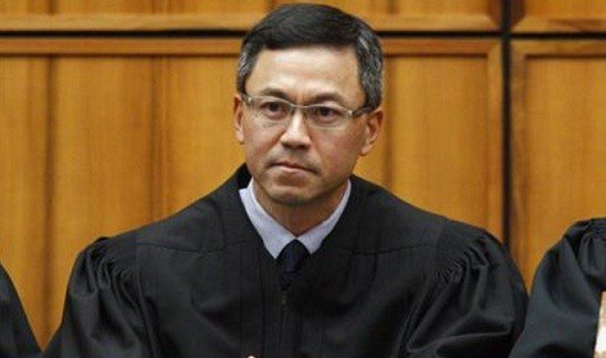 U.S. District Judge Derrick Watson in Honolulu.