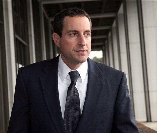 In this Dec. 11, 2009 photo, Anna Nicole Smith's lawyer and ex-boyfriend, Howard K. Stern leaves Los Angeles Superior Court after a hearing of the conspiracy trial of Howard K. Stern, Kapoor and Dr. Khristine Eroshevich.