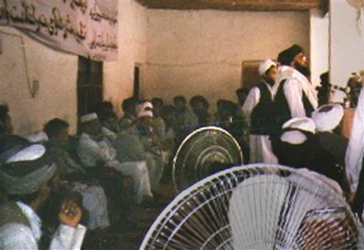 This undated photo originally received by the Associated Press Monday, July 21, 2003 shows former Taliban governor of eastern Nangarhar province and No. 3 in the Taliban hierarchy Maulvi Abdul Kabir.