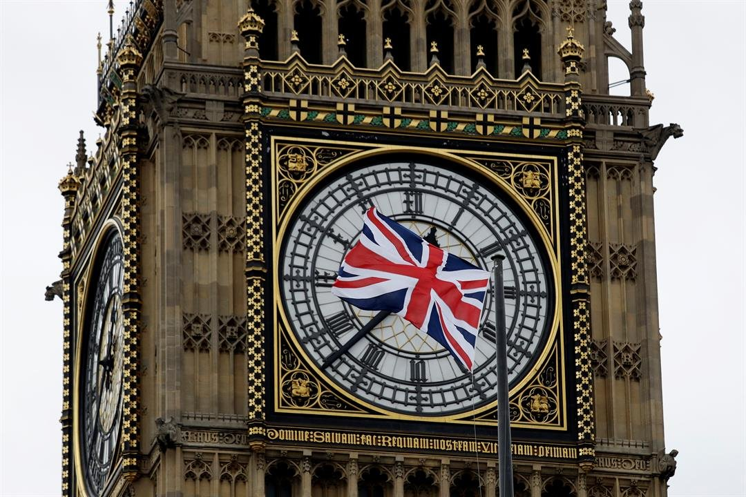 Britain's government will begin the process of leaving the European Union on March 29, starting the clock on the two years in which to complete the most important negotiation for a generation. (AP Photo/Matt Dunham)