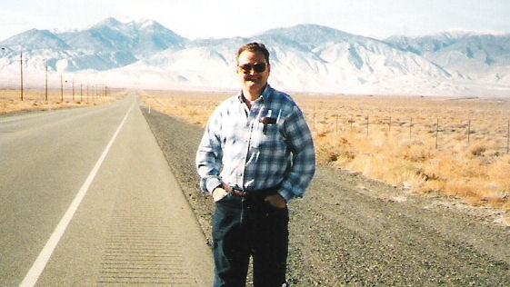 Ken Johnson, former taxicab driver