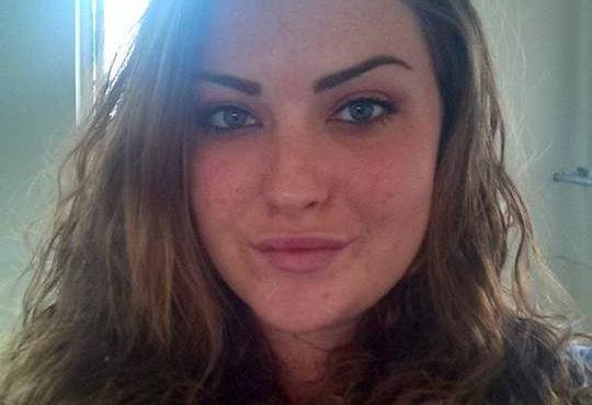 Amy Rae Medsker, age 23 (Facebook photo)