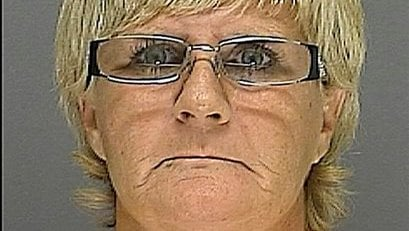 Patty Bigbee and her boyfriend have been charged with trying to sell her infant grandson for $30,000. (AP)