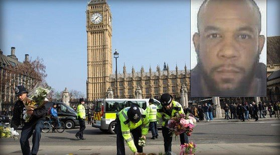 This is an undated photo released by the Metropolitan Police of Khalid Masood.