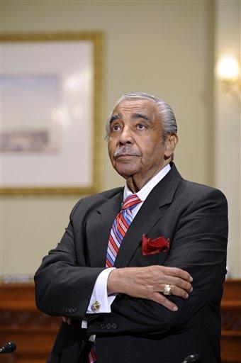 Rep. Charles Rangel, D-N.Y.