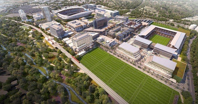 Group asks City Council to put SoccerCity plan on November ballot