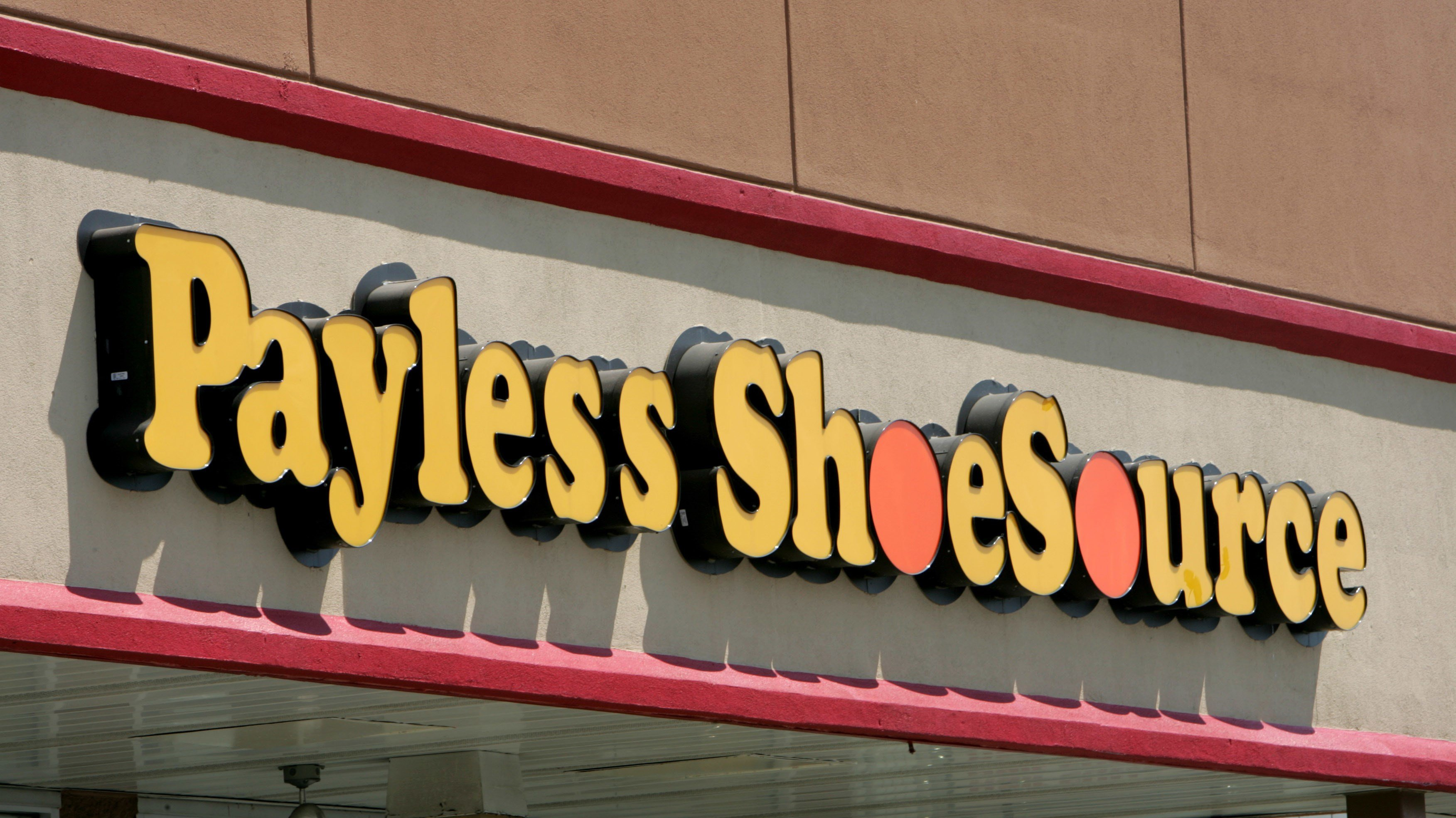 A 2006 file photo shows a Payless store front is seen in Philadelphia. (AP Photo/Matt Rourke, File)