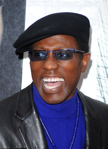 FILE - In a March 2, 2010 file photo Wesley Snipes attends a movie premiere in New York. Attorneys for Snipes asked a judge Tuesday Nov. 23, 2010 to extend his bail as he prepares for a possible appeal of his three-year prison sentence.