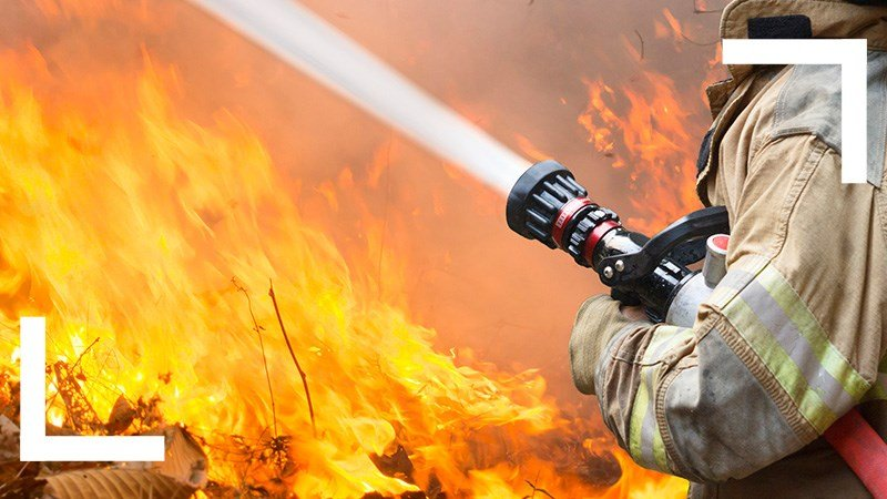 Firefighters will conduct a controlled burn in Pine Valley