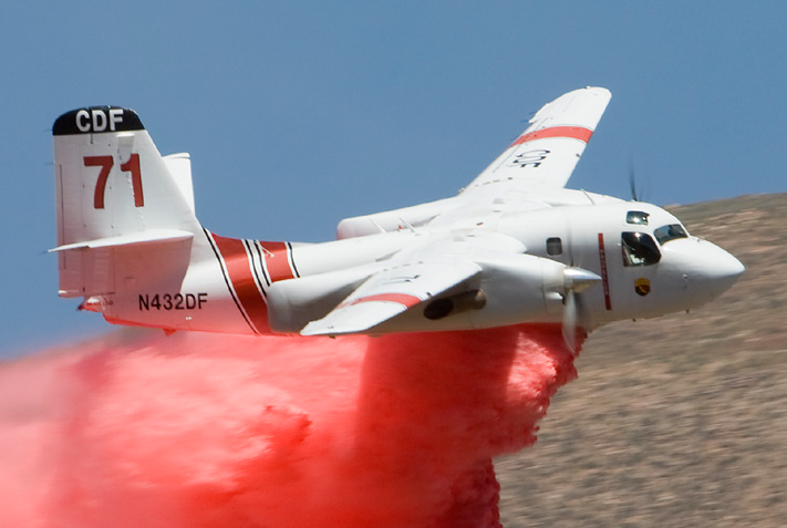 CAL FIRE has 22 S-2T airtankers in service.