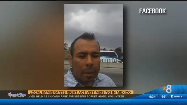 Activist missing after posting video on Facebook asking for help in Mexico