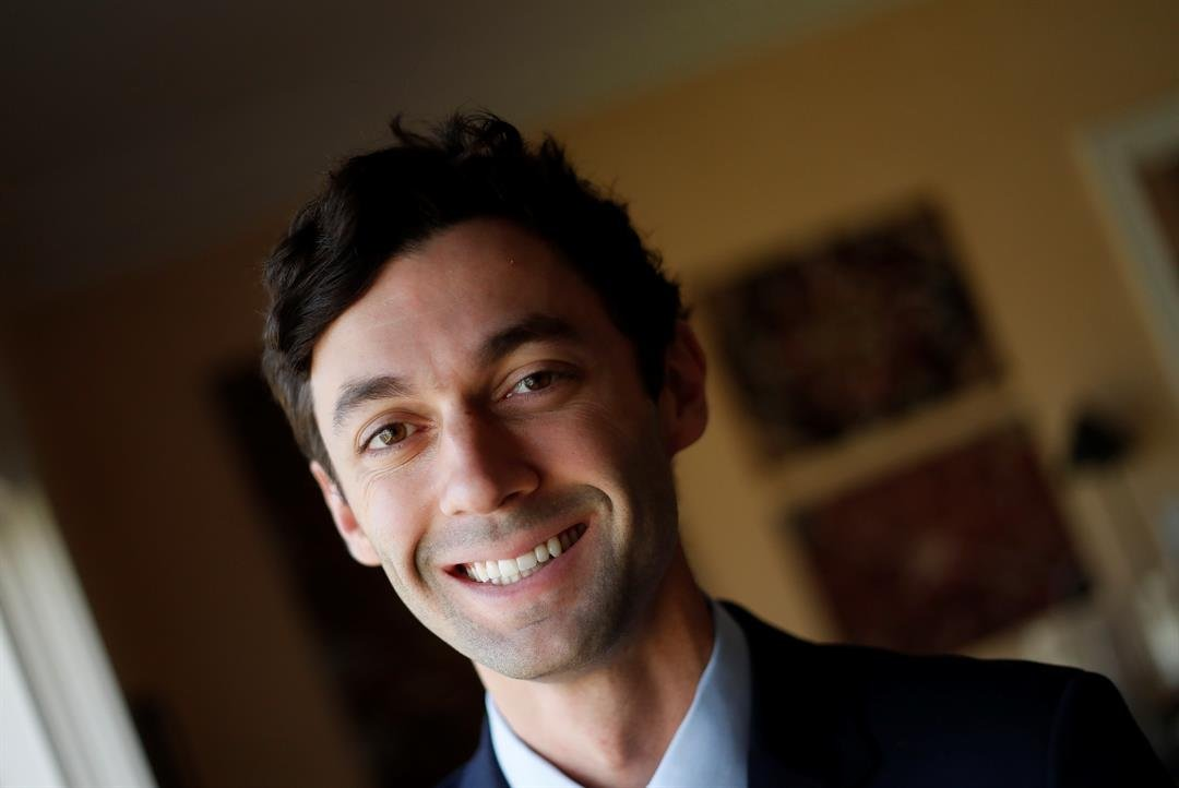 Jon Ossoff (AP Photo/John Bazemore)