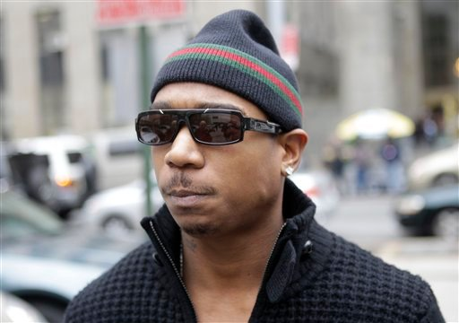 Rapper Ja Rule leaves court in New York, Monday, Dec. 13, 2010. He pleaded guilty to attempted criminal possession of a weapon stemming from a July 2007 stop of his luxury sports car. (AP Photo/Seth Wenig)