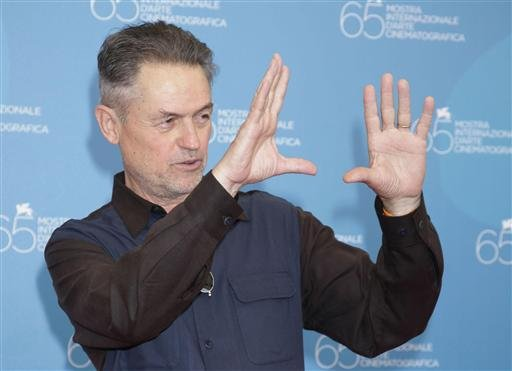 Jonathan Demme dieath. File photo dated 3/9/2008 of Oscar-winning director Jonathan Demme who has died at the age of 73. Issue date: Wednesday April 26, 2017.  Photo credit: Yui Mok/PA Wire URN:31076508 (Press Association via AP Images)