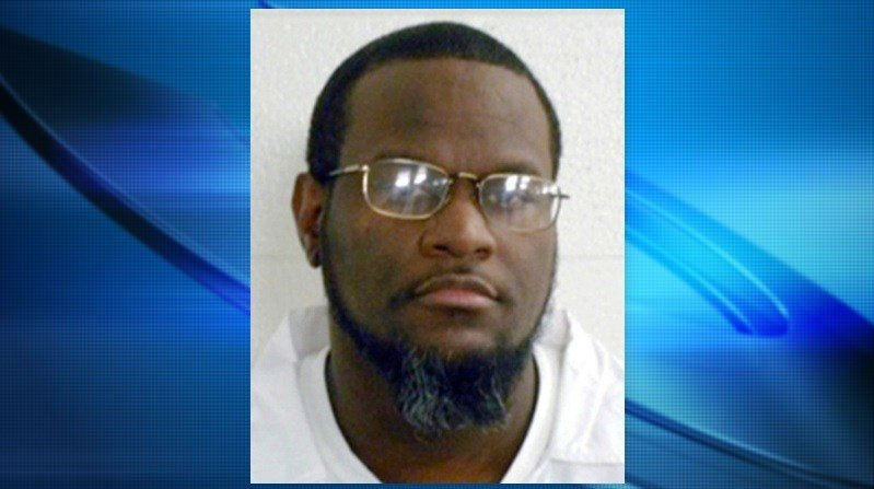 FILE - This undated file photo provided by the Arkansas Department of Correction shows death-row inmate Kenneth Williams. (Arkansas Department of Correction via AP, File)
