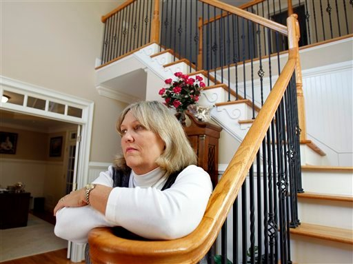 Realtor Lynn Barlow believes she and her husband, who have paid into the Medicare program are entitled to collect benefits. At the same time, she's willing to make some sacrifices to preserve the level of services. (AP Photo/John Bazemore)