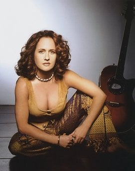 FILE - In this 2005 file image originally released by Universal Music, musician Teena Marie is shown. Marie developed a lasting legacy with her silky soul pipes and with hits like 'Lovergirl,' 'Square Biz,' and 'Fire and Desire' with mentor Rick James.