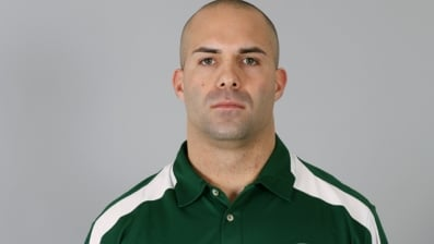 Assistant coach Sal Alosi of the New York Jets is seen in a 2009 photo.