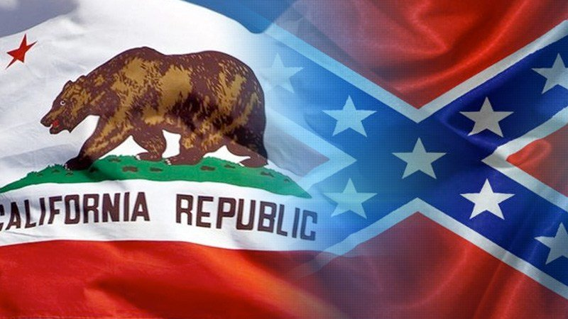 State: California Confederate flag ban excludes individuals