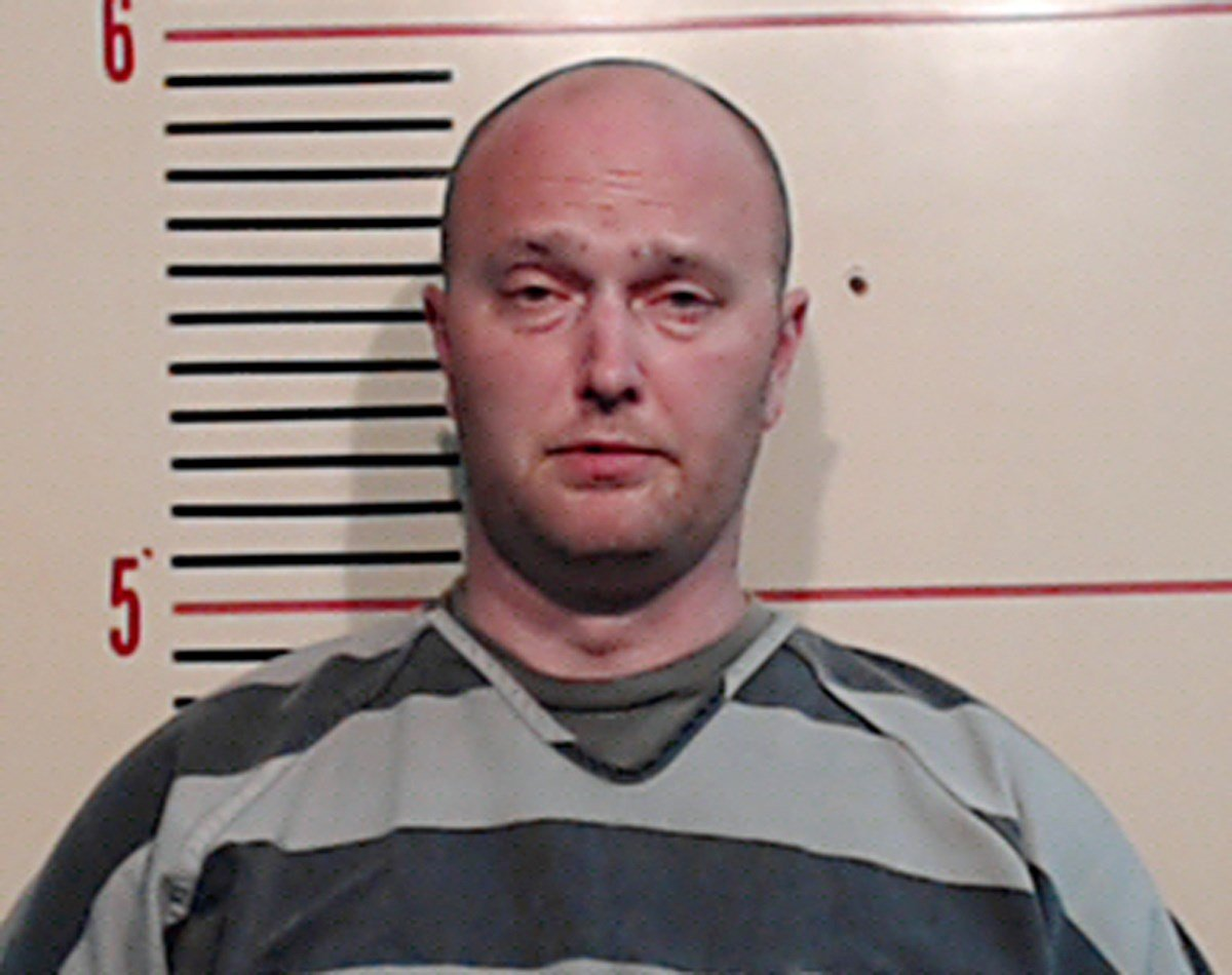 This photo provided by the Parker County Sheriff's Office shows Roy Oliver.  (Parker County Sheriff's Office via AP)