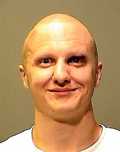 This undated photo released by the Pima County Sheriff's Office shows shooting suspect Jared Loughner. (AP Photo/Pima County Sheriff's Dept. via The Arizona Republic)