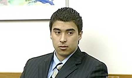Esteban Nunez, son of former state Assembly speaker Fabian Nunez