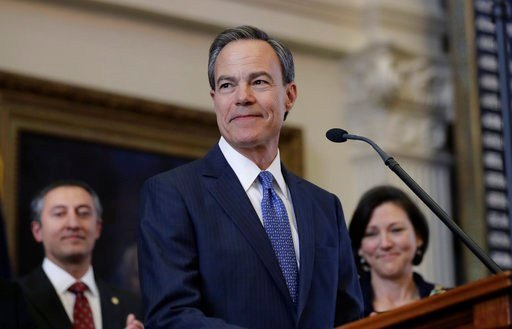 Texas Speaker of the House Joe Straus (AP Photo/Eric Gay, File)