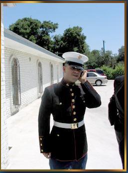 Sgt. Wesley J. Rice, 27, of San Antonio, Texas,