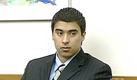 Esteban Nunez, son of former state Assembly speaker Fabian Nunez
