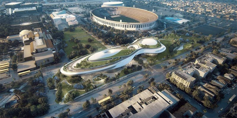 LA Planning Commission signs off on proposal for Lucas Museum of Narrative Art