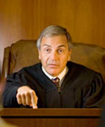 Judge Larry Burns