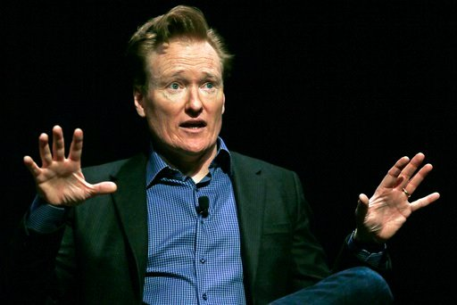 No laughing matter: Writer claims Conan O'Brien stole jokes