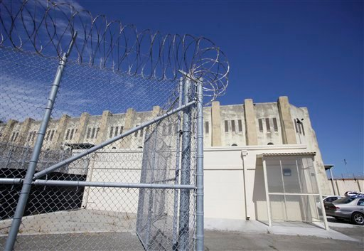 In this Sept. 21, 2010 file photo, the new lethal injection facility at San Quentin State Prison is seen in San Quentin, Calif. A federal judge who shut down the death chamber at the prison after an inspection five years ago. (AP)